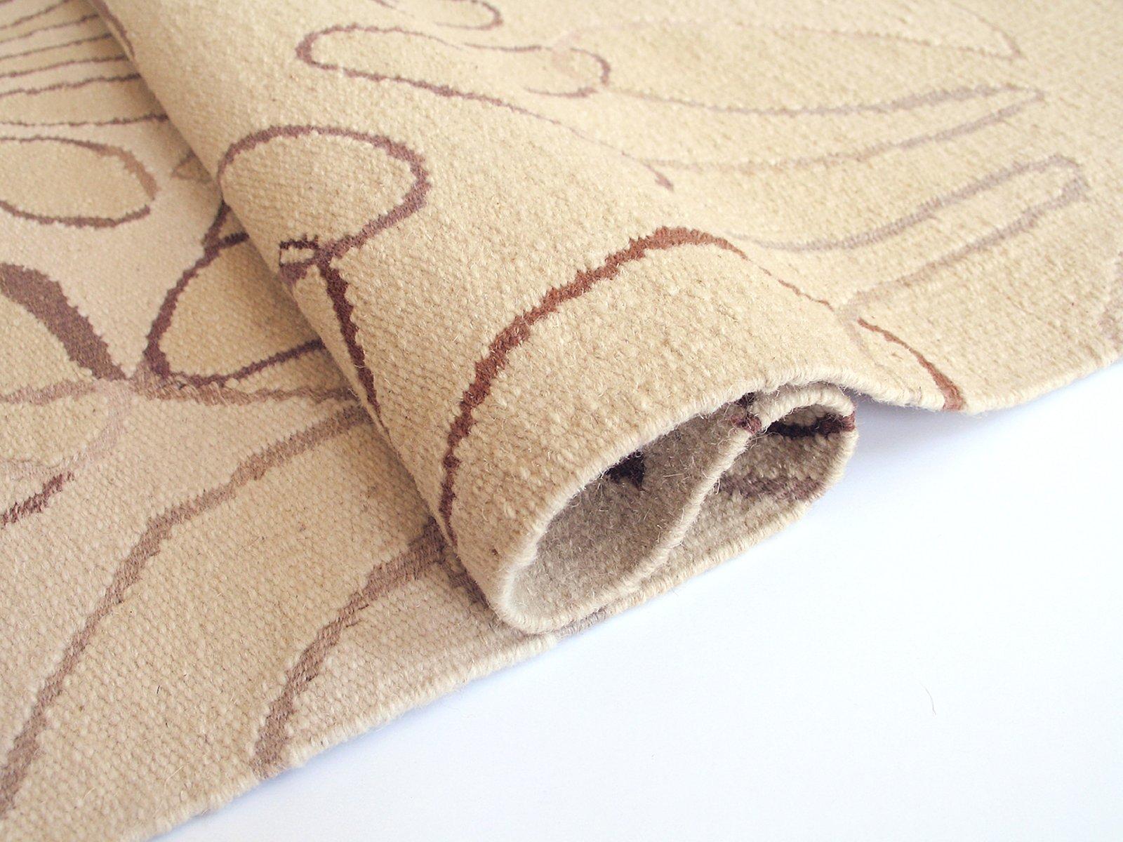 Aster Flat Weave Rug By Asha Design