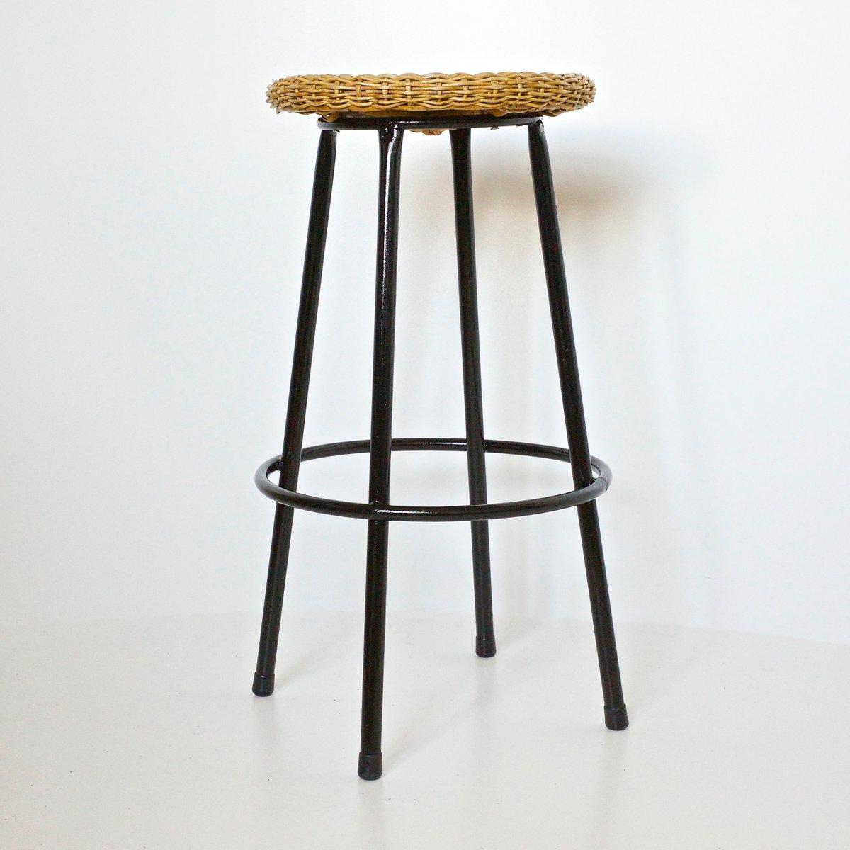 100 metal bar stools vintage kitchen west elm counter stool