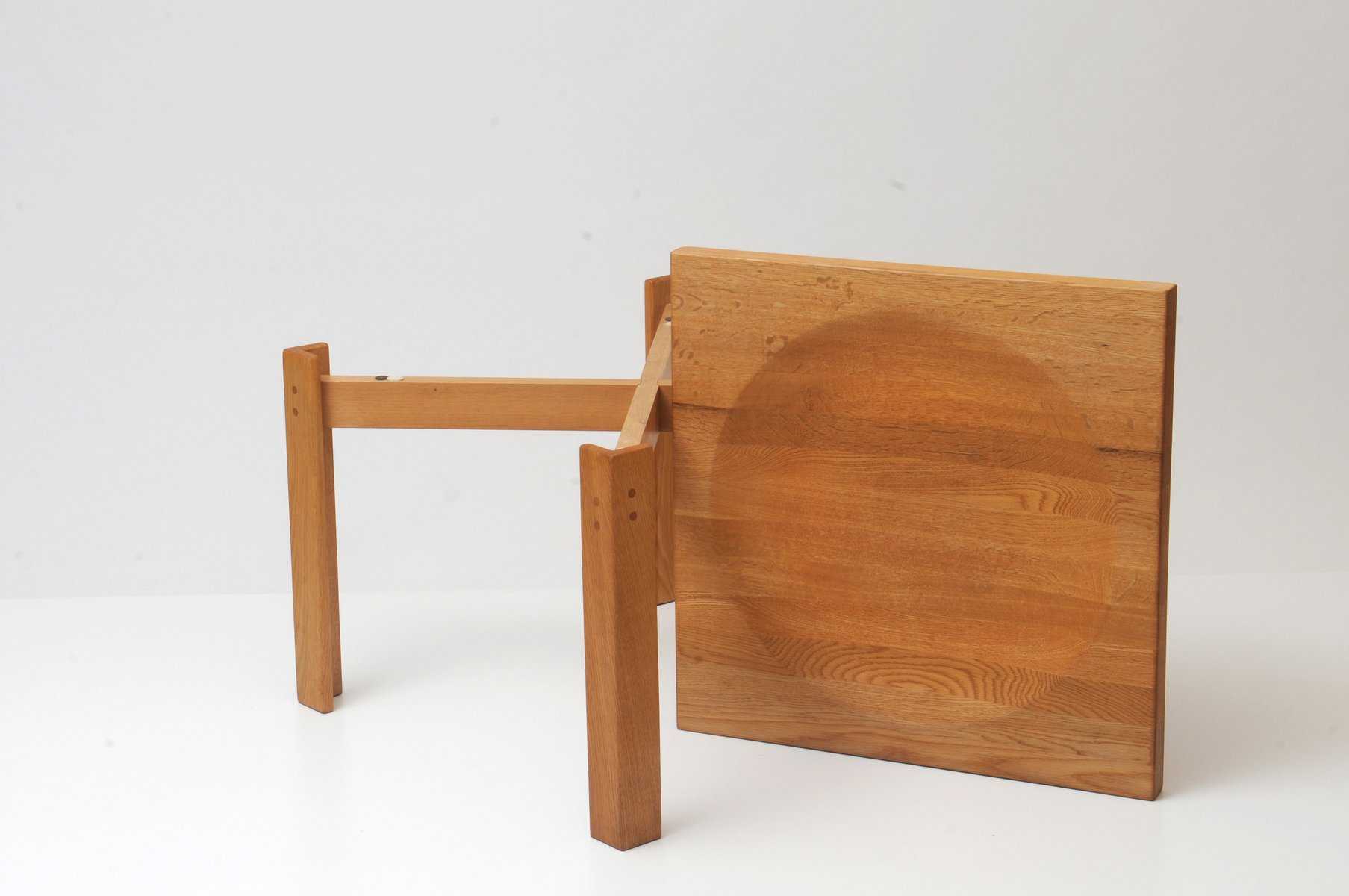 Oak Side Table By Yngve Ekström For Sale At Pamono. Full resolution  photograph, nominally Width 1807 Height 1200 pixels, photograph with #522914.