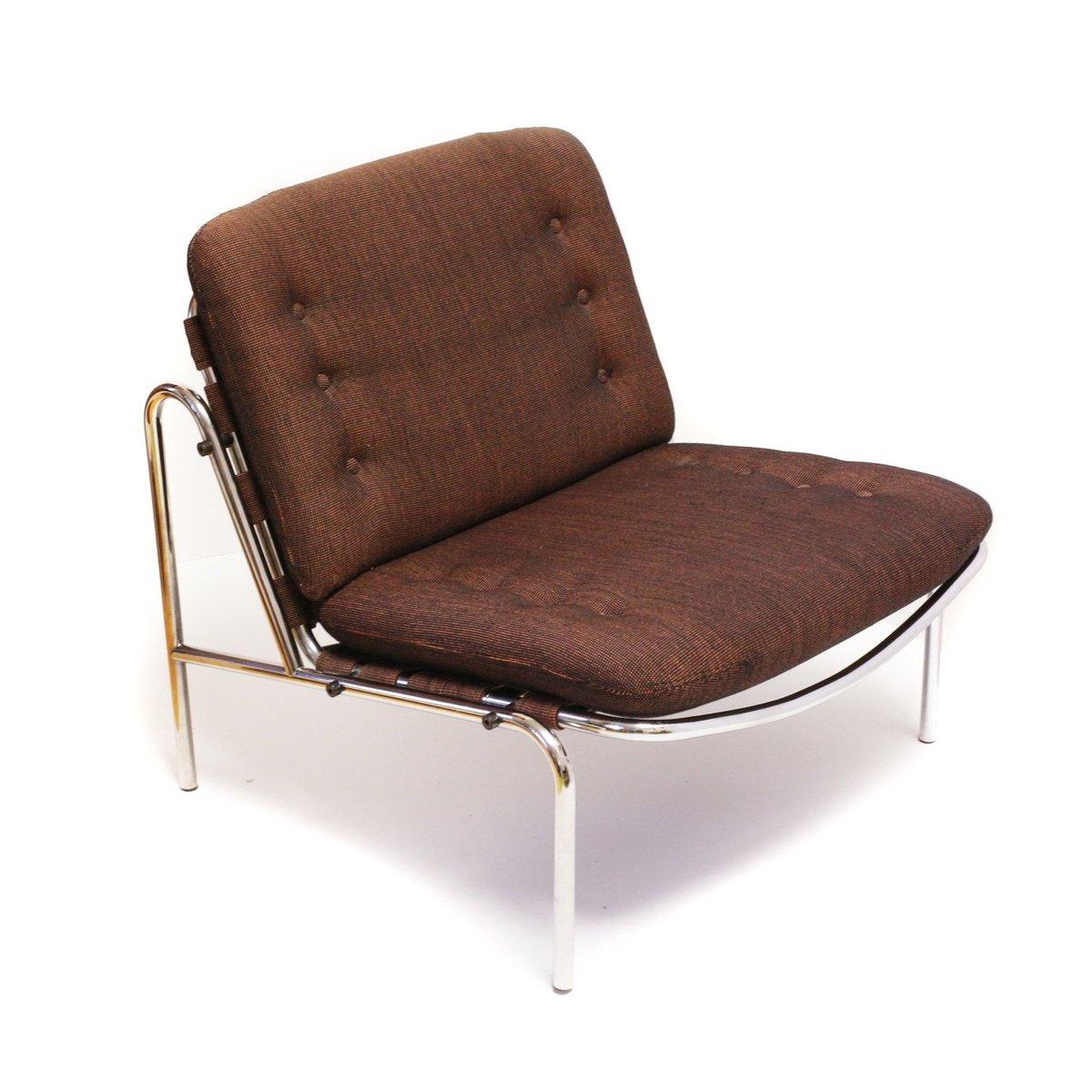 SZ Nagoya Industrial Mid Century Fauteuil By Martin Visser - Spectrum furniture