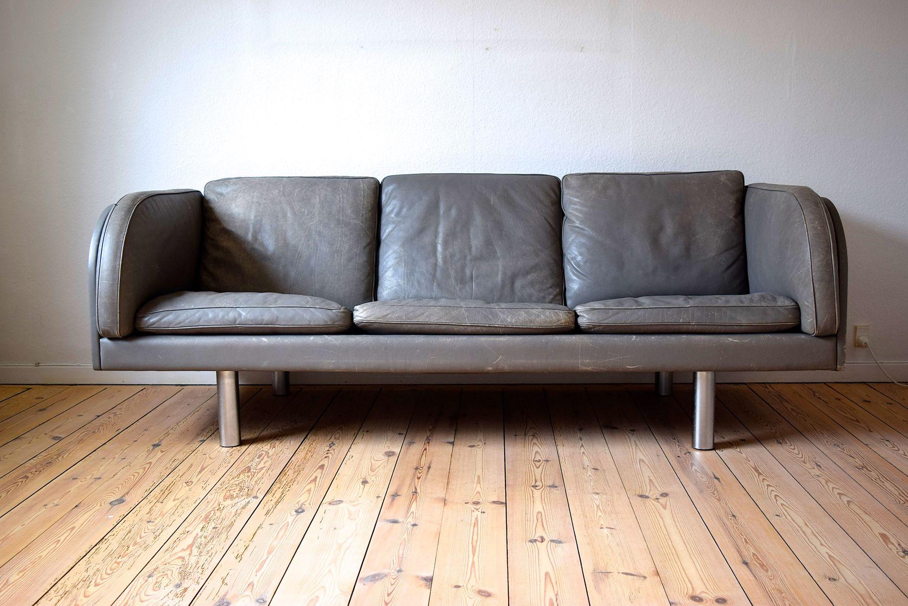 d nisches 3 sitzer sofa von j rgen gammelgaard f r erik j rgensen bei pamono kaufen. Black Bedroom Furniture Sets. Home Design Ideas