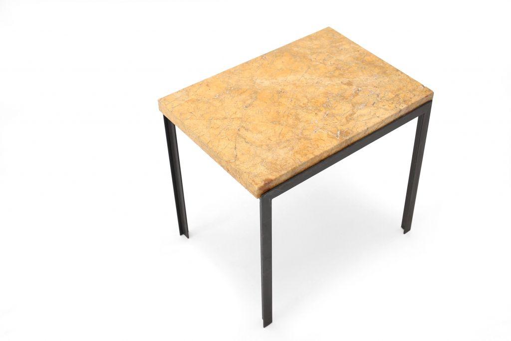 vintage marmor tisch von florence knoll 2er set bei. Black Bedroom Furniture Sets. Home Design Ideas
