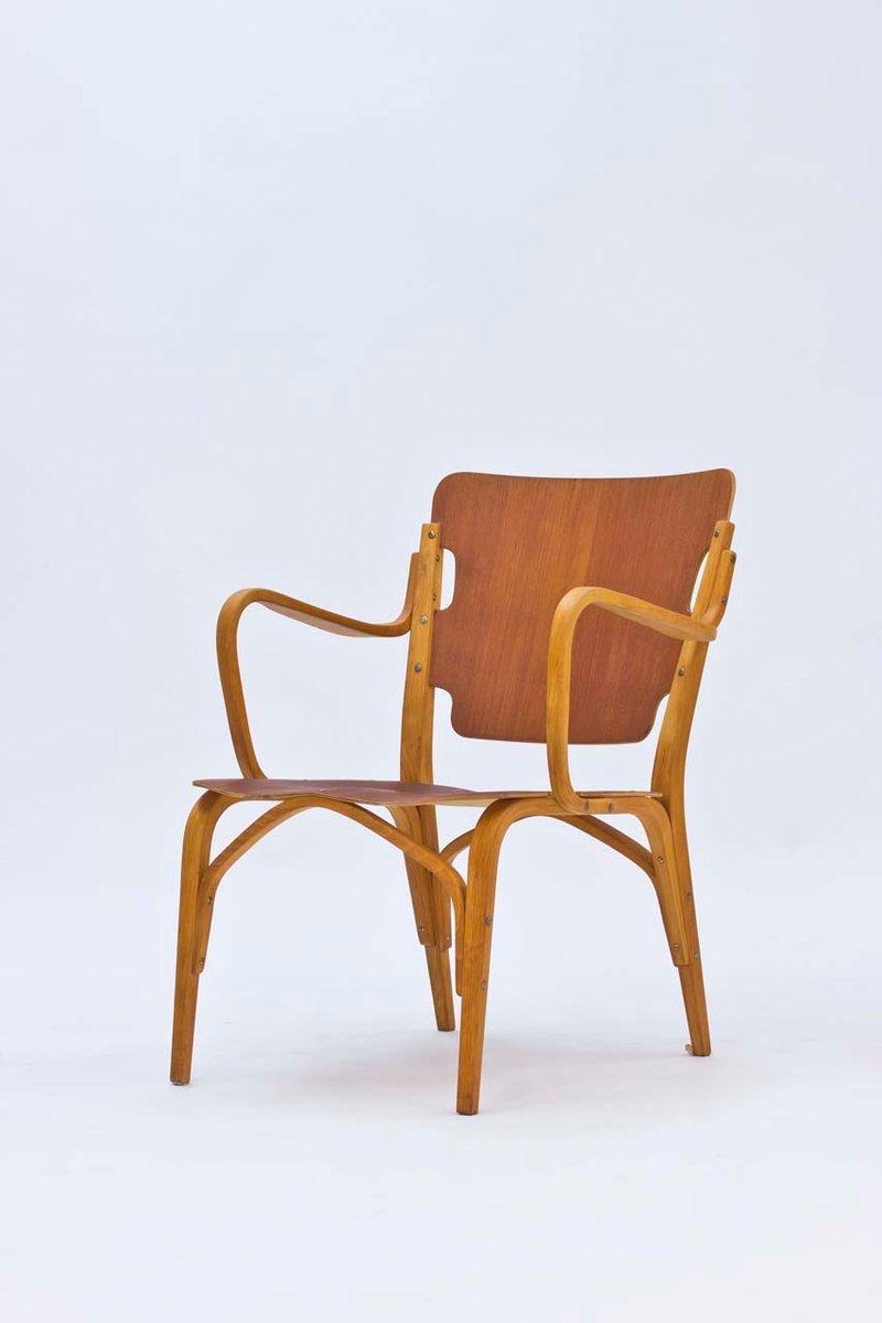 Bugholz stuhl von carl axel acking f r bodafor 1944 bei for Stuhl design wettbewerb
