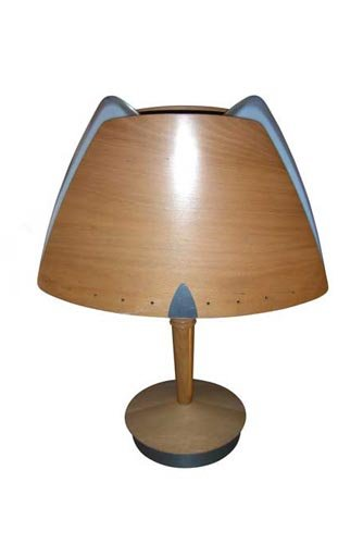 Vintage Table Lamp from Lucid, 1970s for sale at Pamono