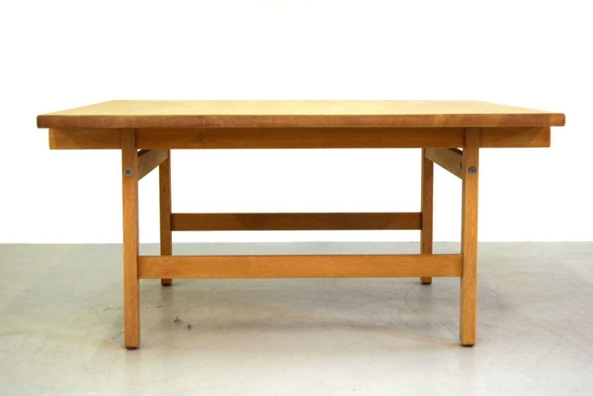 Vintage oak coffee table by andreas tuck 1970s for sale at pamono vintage oak coffee table by andreas tuck 1970s geotapseo Image collections
