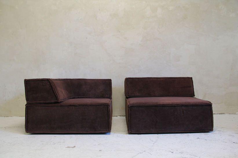 trio modular sofa by cor for sale at pamono. Black Bedroom Furniture Sets. Home Design Ideas