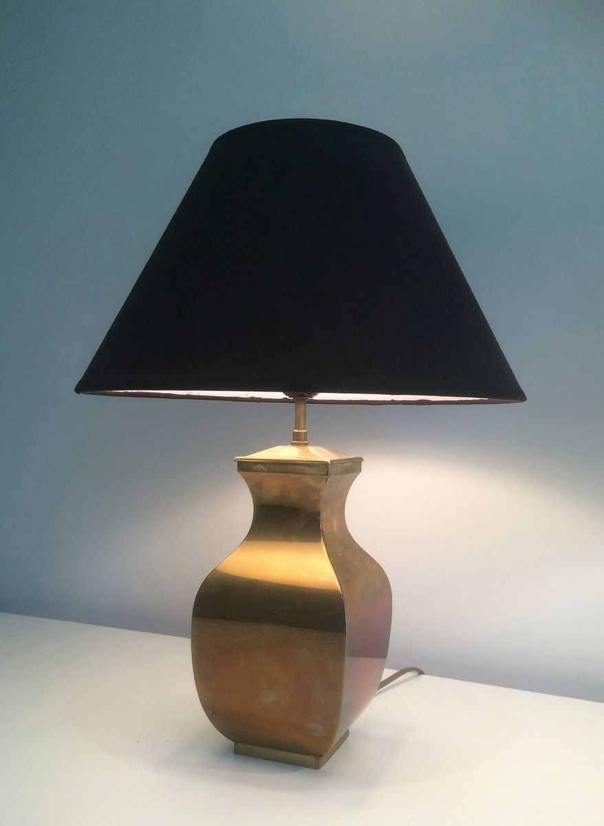 PostModern Brass Table Lamps Set of 2 for sale at Pamono