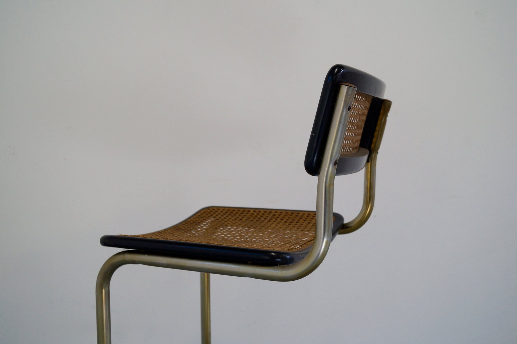 Vintage Cesca Bar Stool By Marcel Breuer For Sale At Pamono