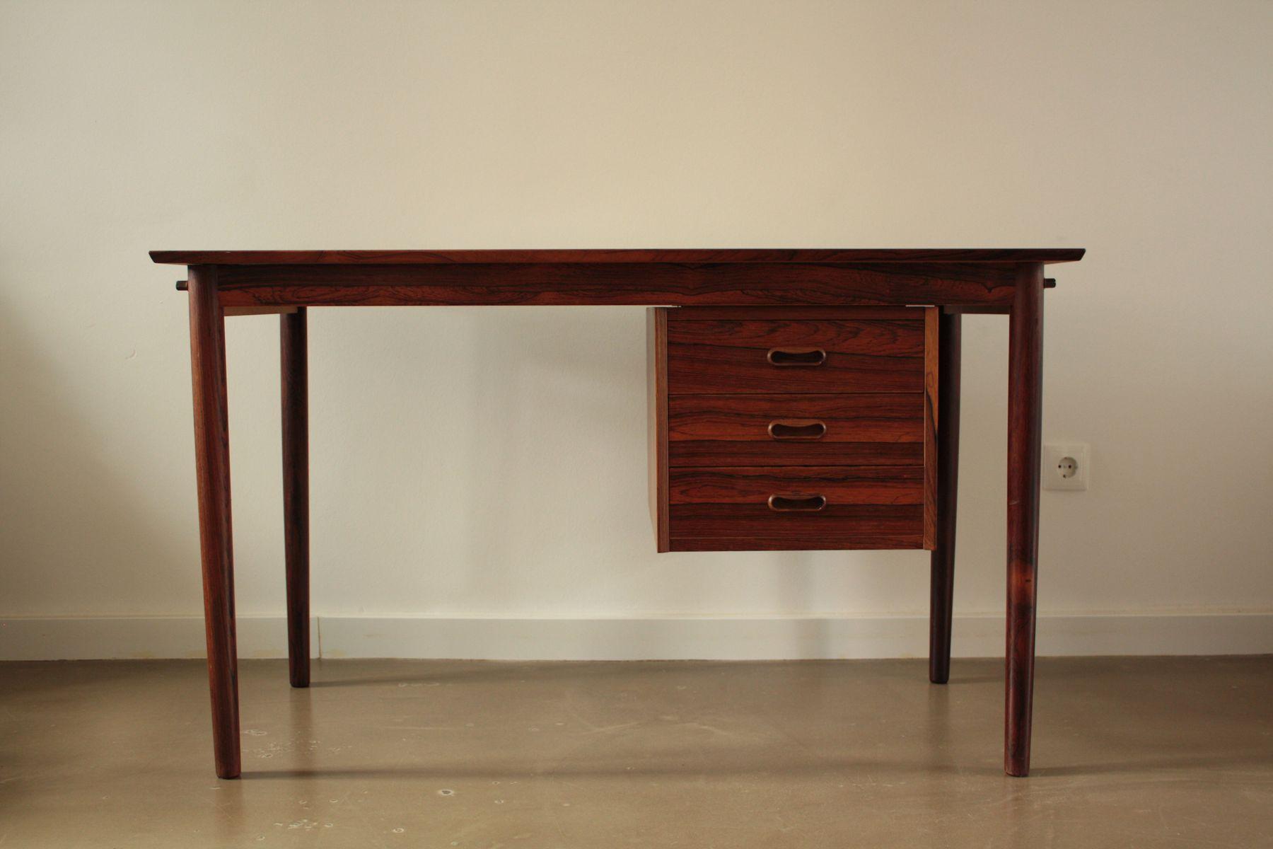palisander schreibtisch von arne vodder f r sigh s ns. Black Bedroom Furniture Sets. Home Design Ideas