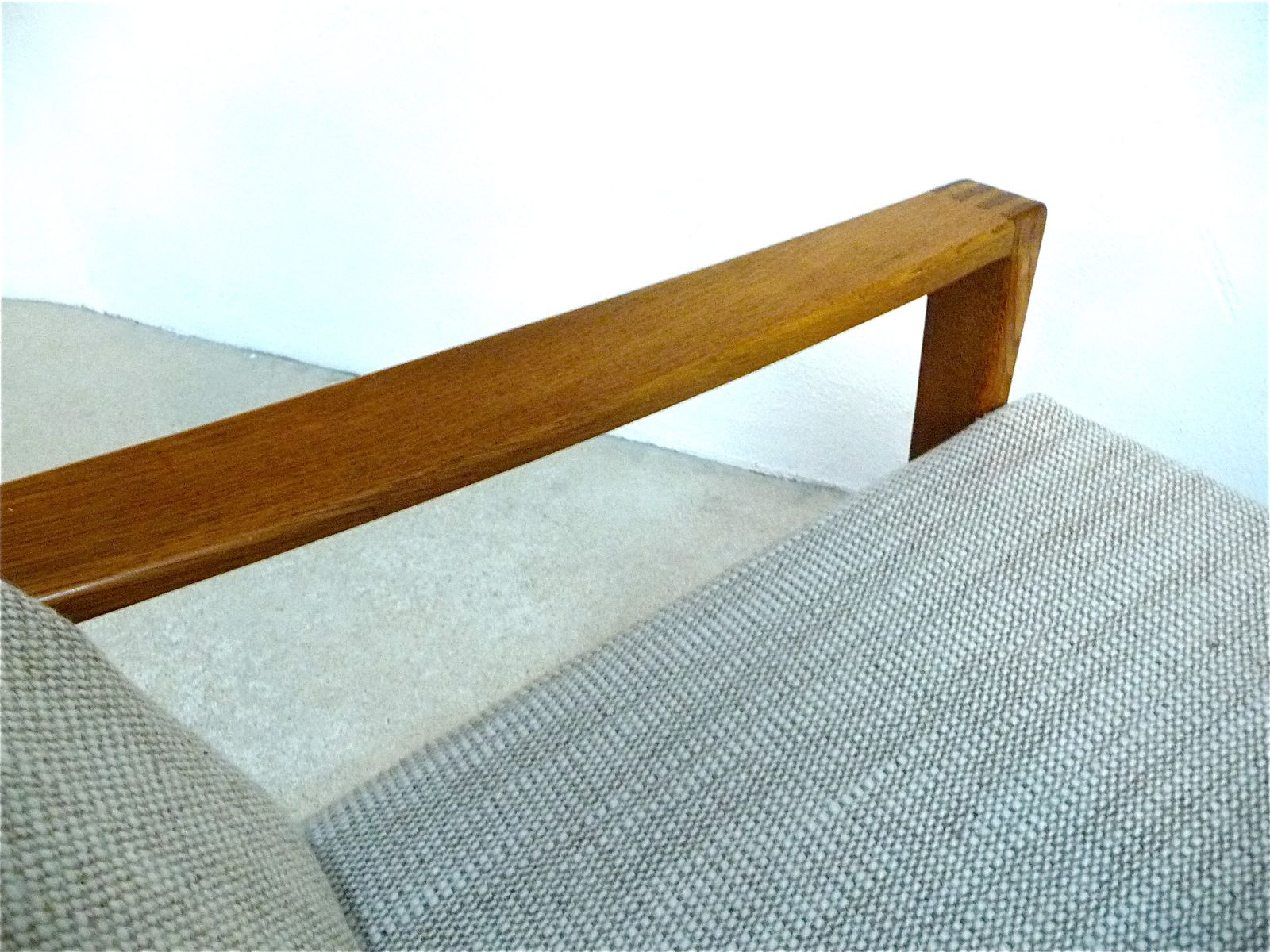 Midcentury 3 seater sofa from wk wohnen for sale at pamono
