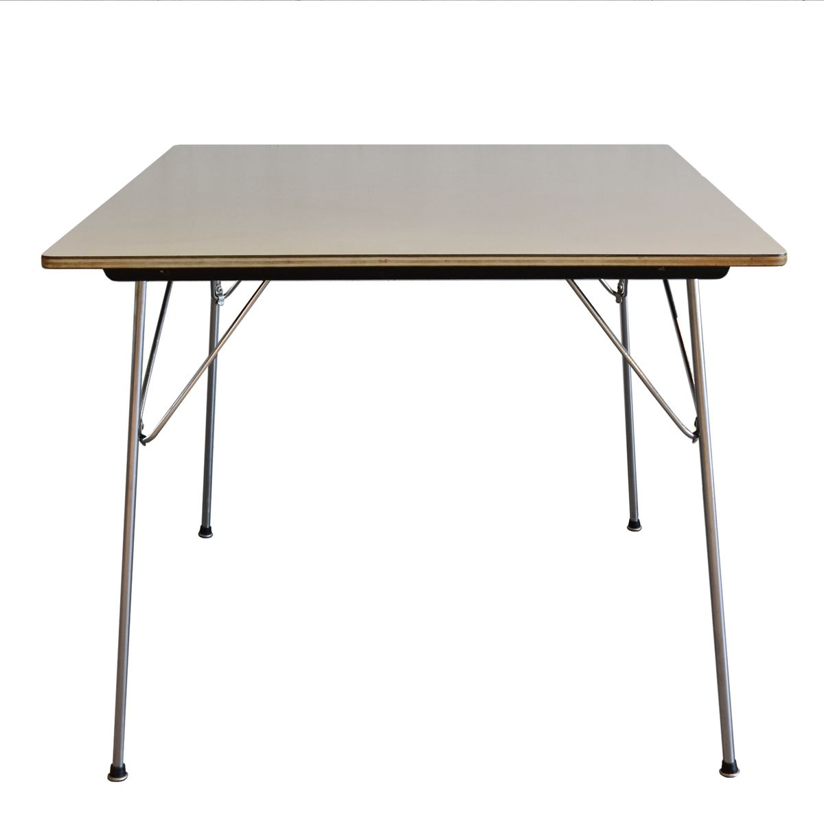 Dtm20 table by charles and ray eames for herman miller for for Table charles eames