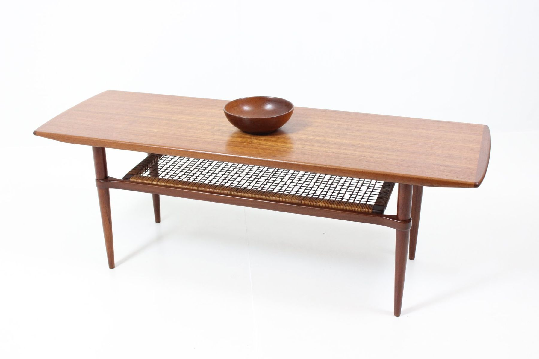 Vintage Coffee Table By H W Klein For Sale At Pamono
