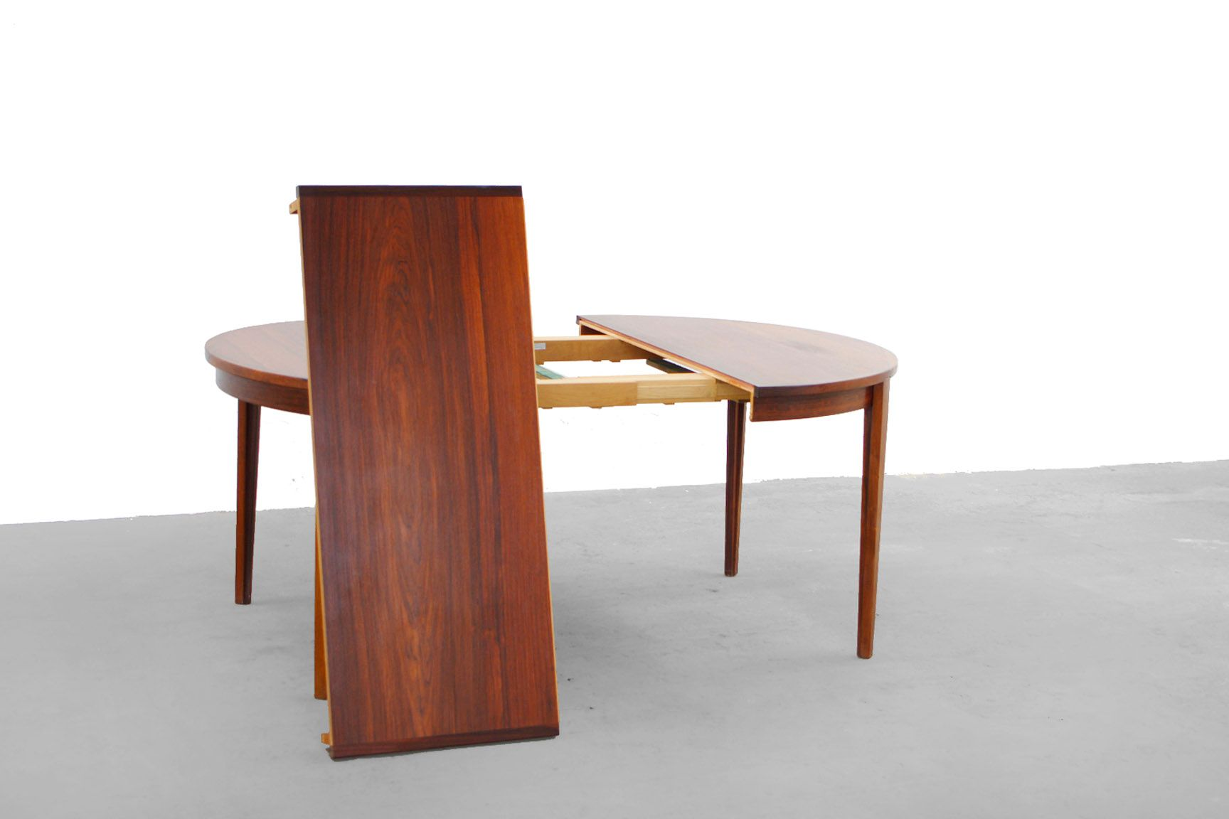 Rosewood Dining Table By Rosengren Hansen For Brande