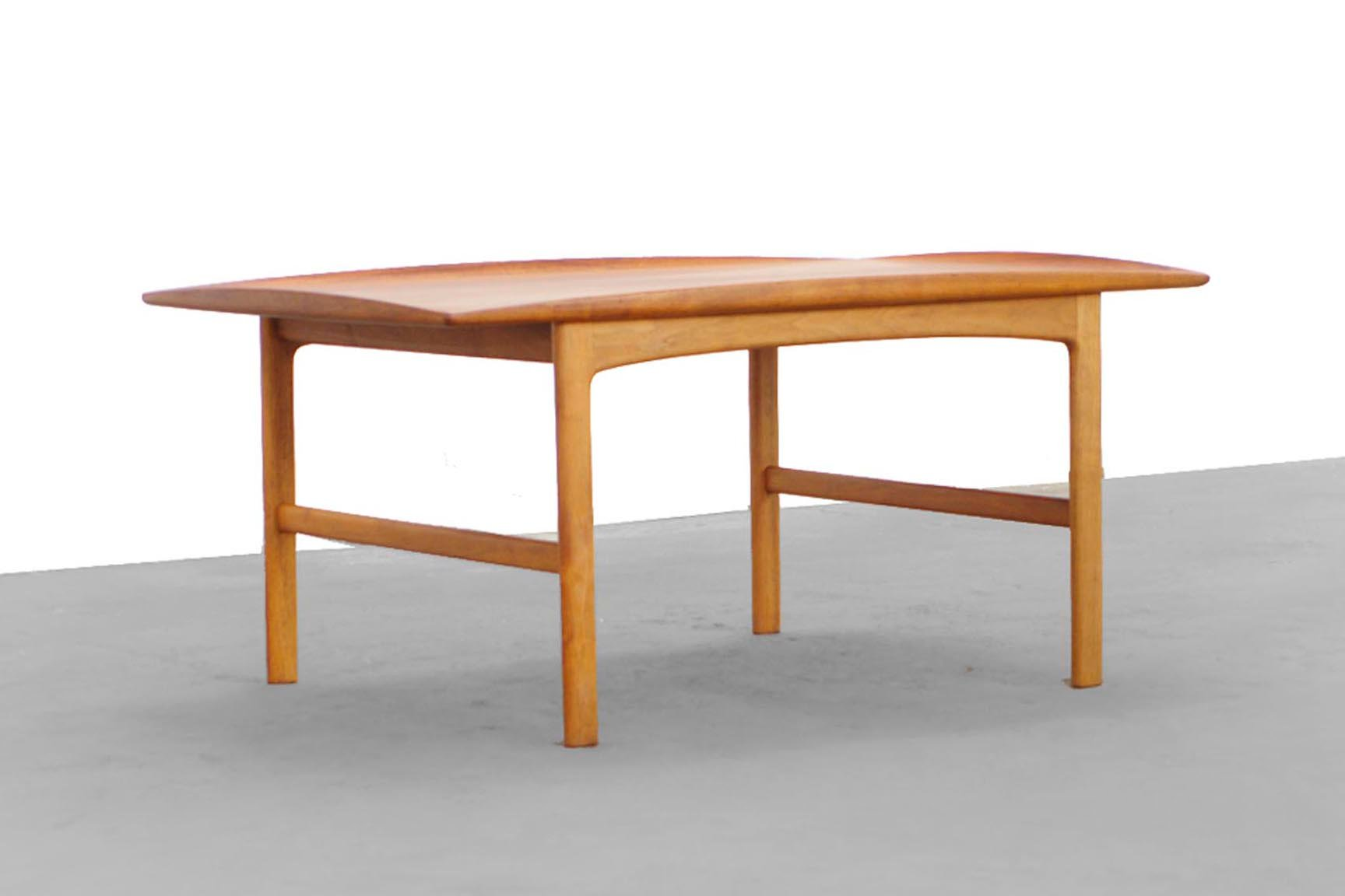 Swedish Teak Coffee Table By Folke Ohlsson For Tingstr Ms