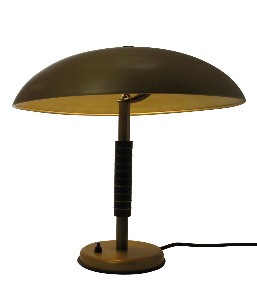 German Art Deco Table Lamp By SbF, 1944 For Sale At Pamono