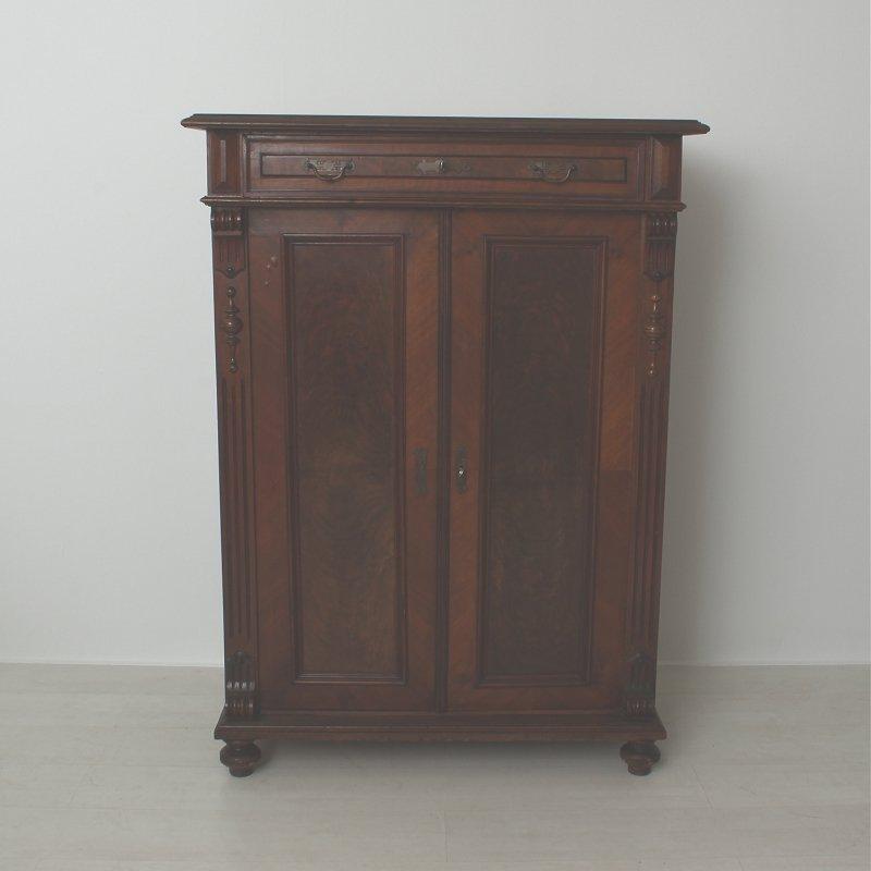 antiker schrank deutschland bei pamono kaufen. Black Bedroom Furniture Sets. Home Design Ideas
