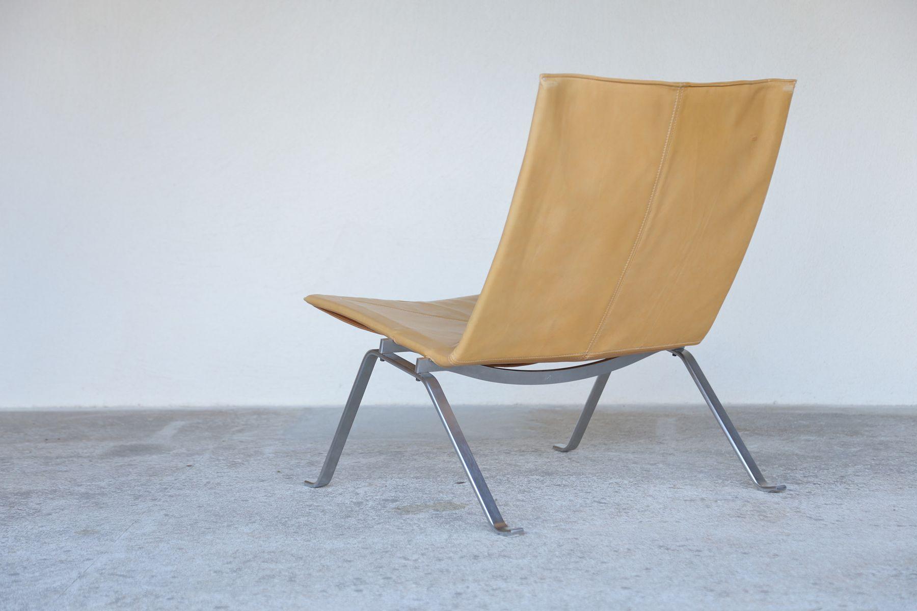 PK22 Easy Chair By Poul Kjaerholm For E. Kold Christensen