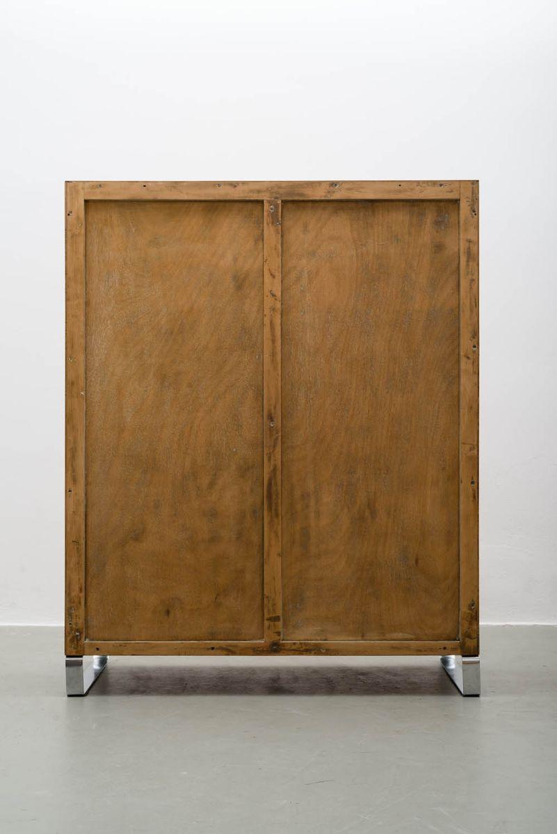 vintage birken kleiderschrank bei pamono kaufen. Black Bedroom Furniture Sets. Home Design Ideas