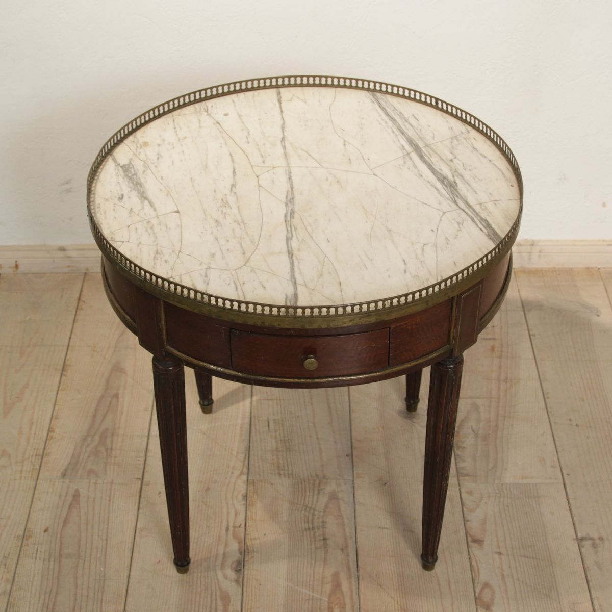 Empire Coffee Table Small Antique Empire Side Table For Sale At Pamono