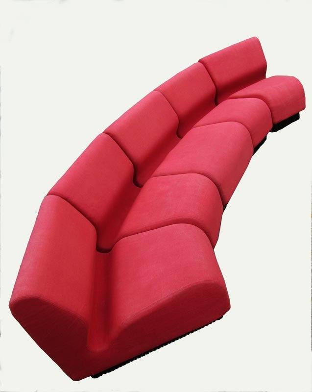 5 Piece Modular Sofa By Don Chadwick For Herman Miller