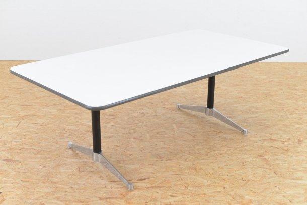 vintage tisch von charles ray eames f r vitra bei pamono kaufen. Black Bedroom Furniture Sets. Home Design Ideas