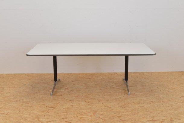 vintage tisch von charles ray eames f r vitra bei pamono. Black Bedroom Furniture Sets. Home Design Ideas