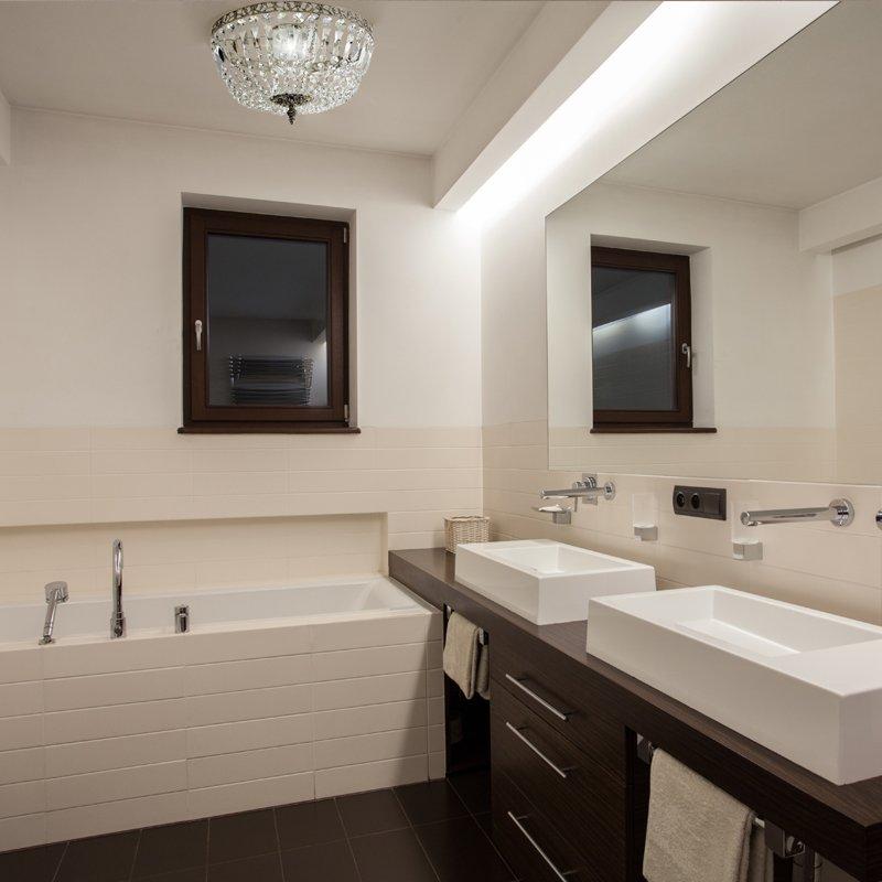 schwedischer vintage chrom 418 badezimmer kronleuchter bei pamono ... - Kronleuchter Für Badezimmer