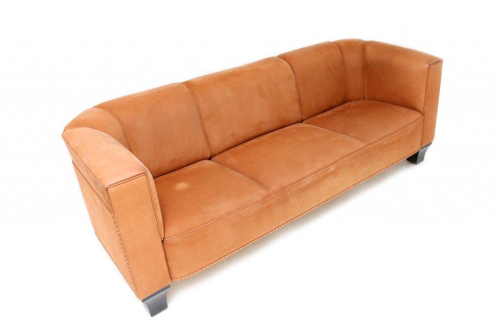 palais stoclet sofa von josef hoffmann f r wittmann 1980 bei pamono kaufen. Black Bedroom Furniture Sets. Home Design Ideas