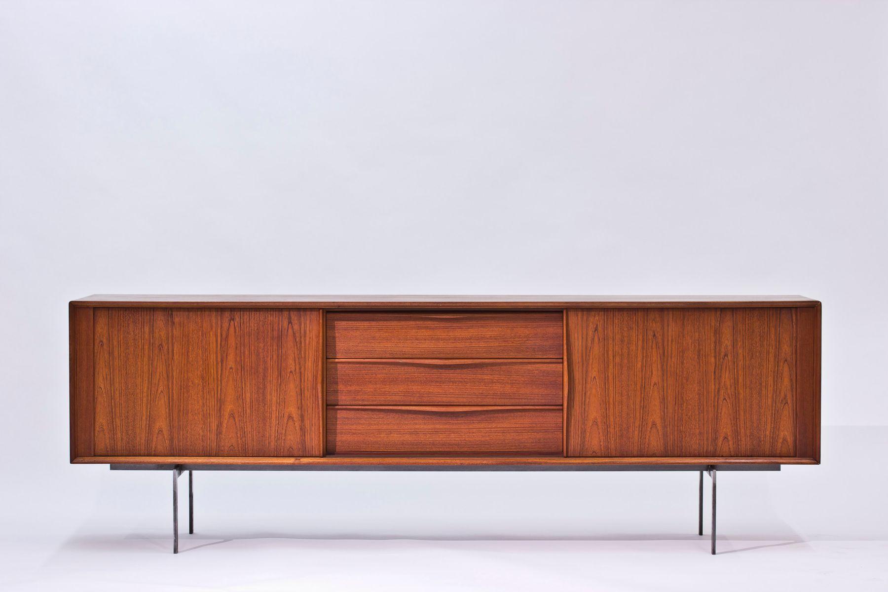 palisander sideboard von arne vodder for sibast bei pamono. Black Bedroom Furniture Sets. Home Design Ideas