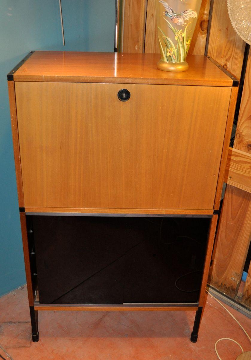 kleiner mid century sekret r von pierre guariche f r arp bei pamono kaufen. Black Bedroom Furniture Sets. Home Design Ideas
