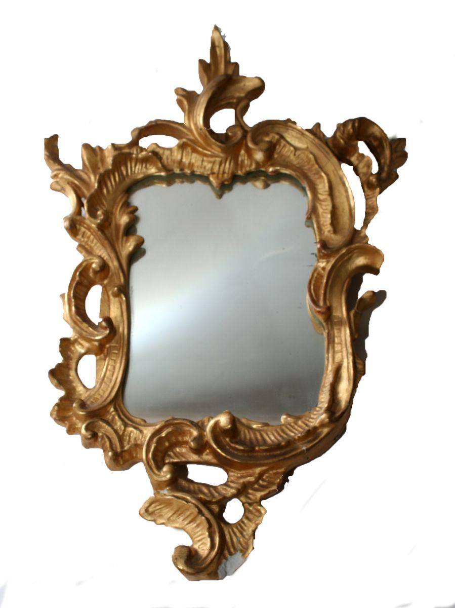 Spiegel im barockstil spanien bei pamono kaufen for Der spiegel spanien