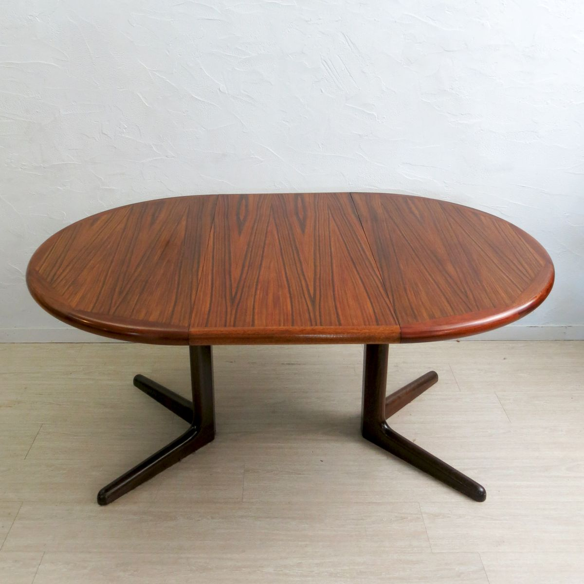 Vintage Extendable Dining Table Vintage Extendable Dining Table By Evalentinsen For Sale At Pamono