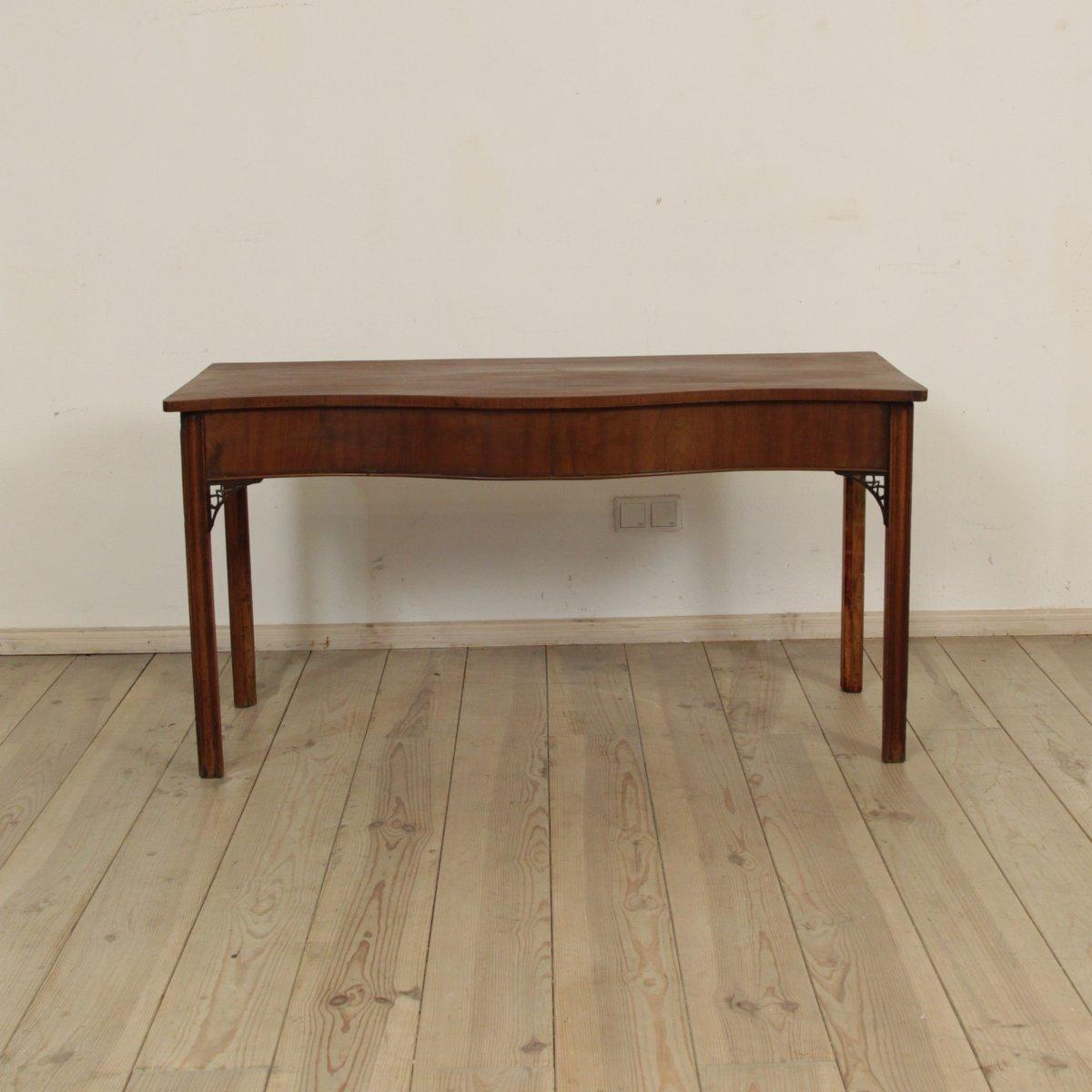 konsolentisch im empire stil 1800 bei pamono kaufen. Black Bedroom Furniture Sets. Home Design Ideas