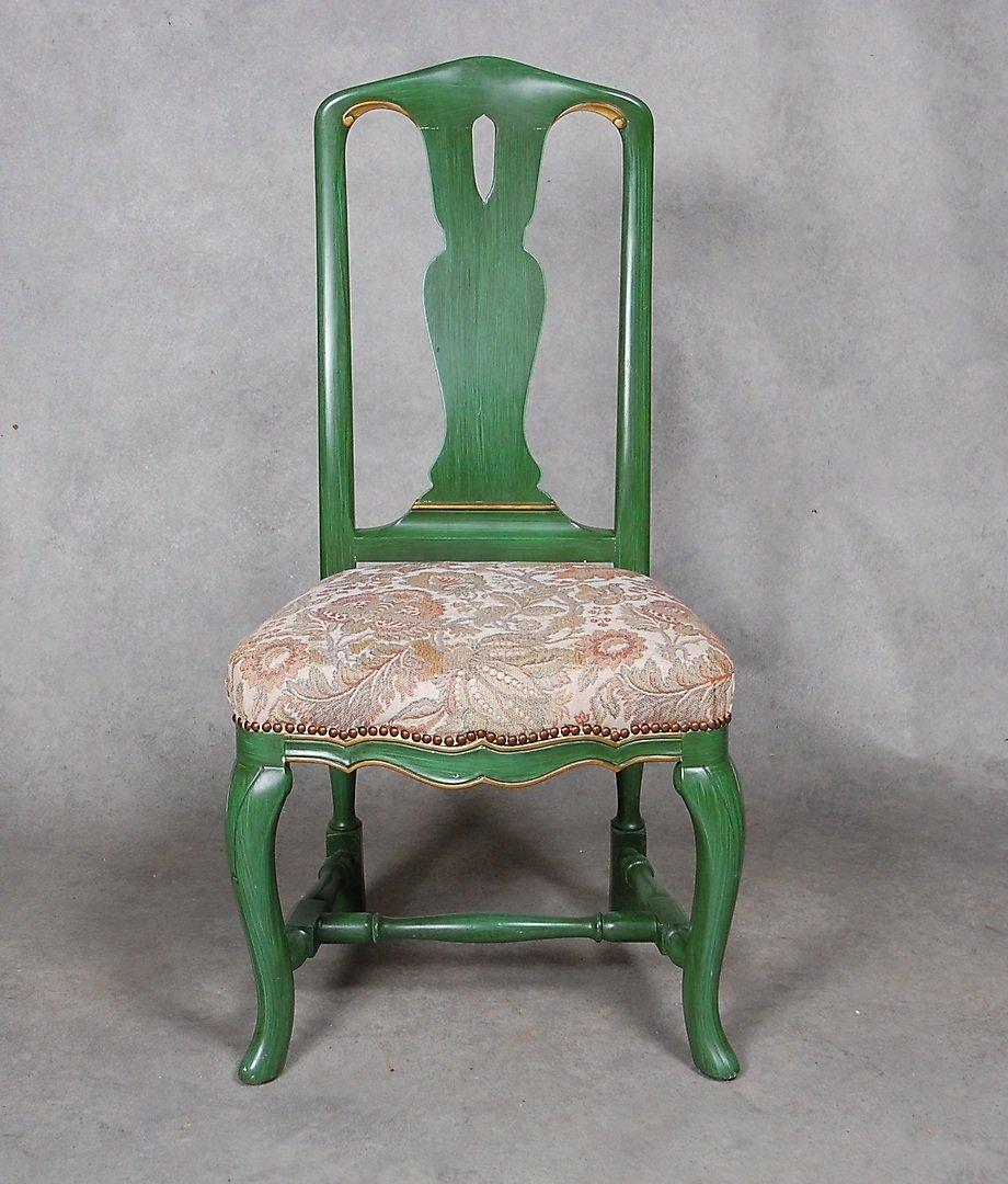 handgefertigter schwedischer vintage sekret r mit stuhl. Black Bedroom Furniture Sets. Home Design Ideas