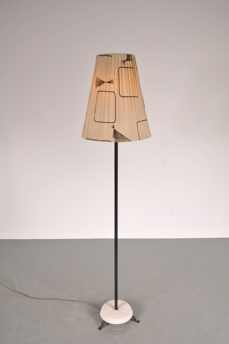 Mid century italian floor lamp 1950s for sale at pamono for 1950s floor lamps