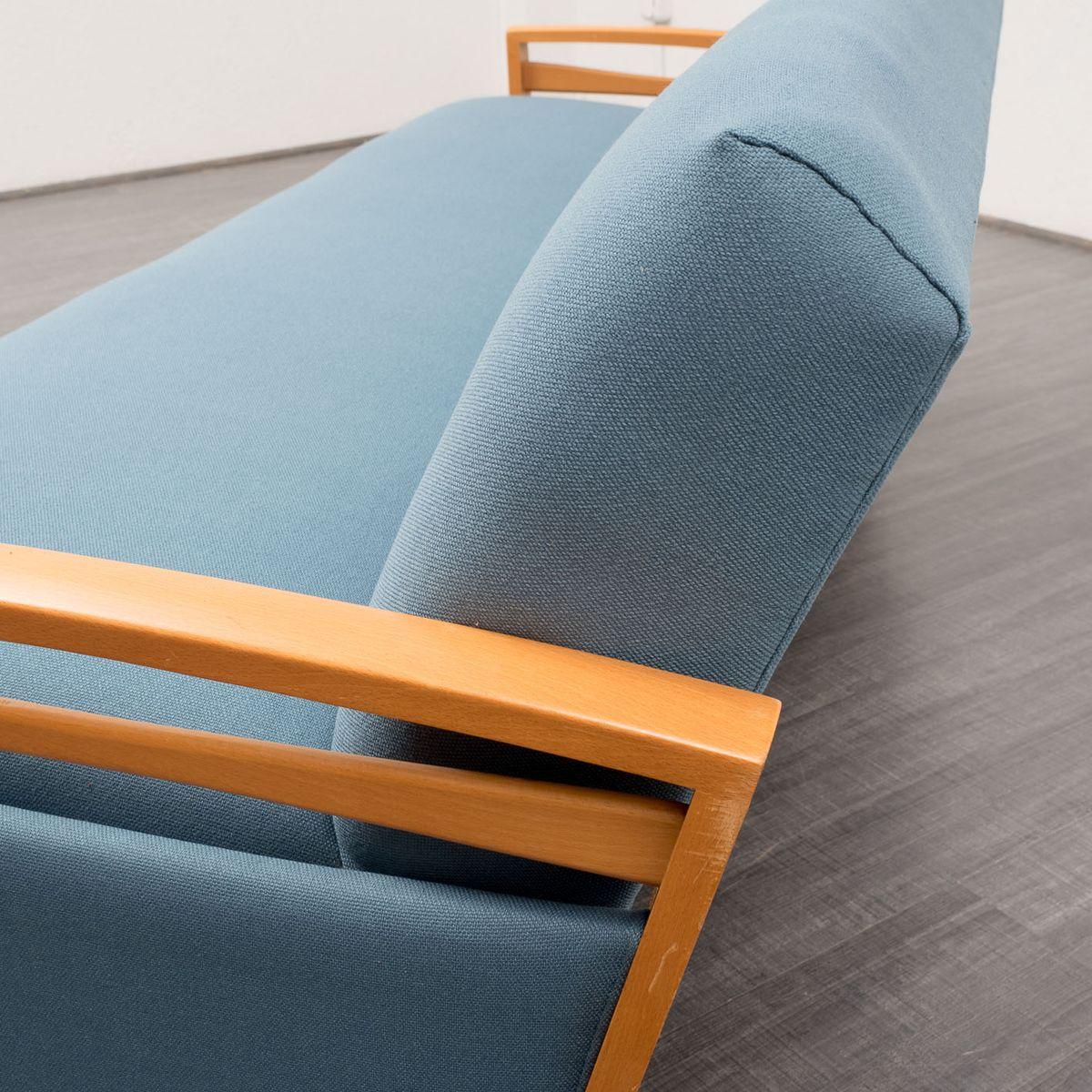 ausklappbares midcentury sofa 1960er bei pamono kaufen. Black Bedroom Furniture Sets. Home Design Ideas