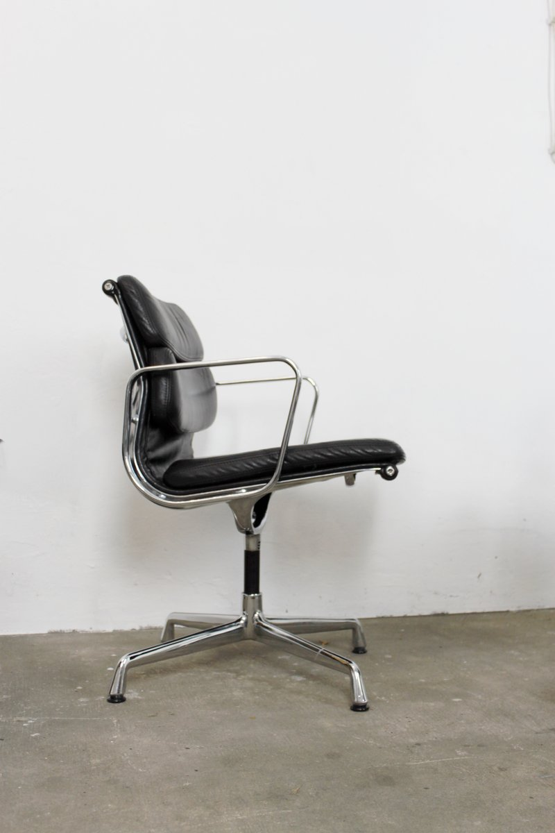 ea207 office chair by charles and ray eames for vitra for sale at pamono. Black Bedroom Furniture Sets. Home Design Ideas