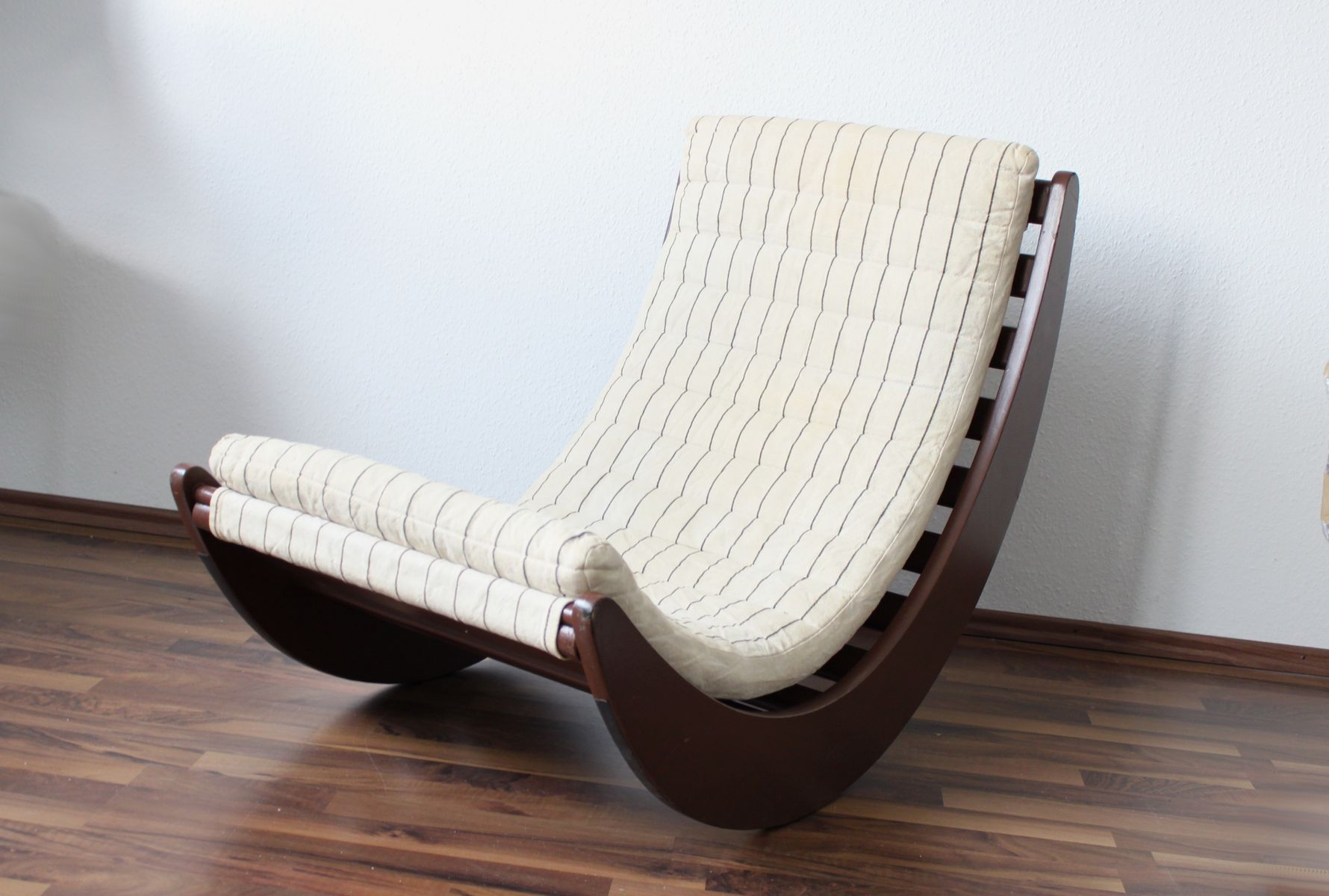relaxer 2 rocking chair by verner panton for rosenthal for sale at