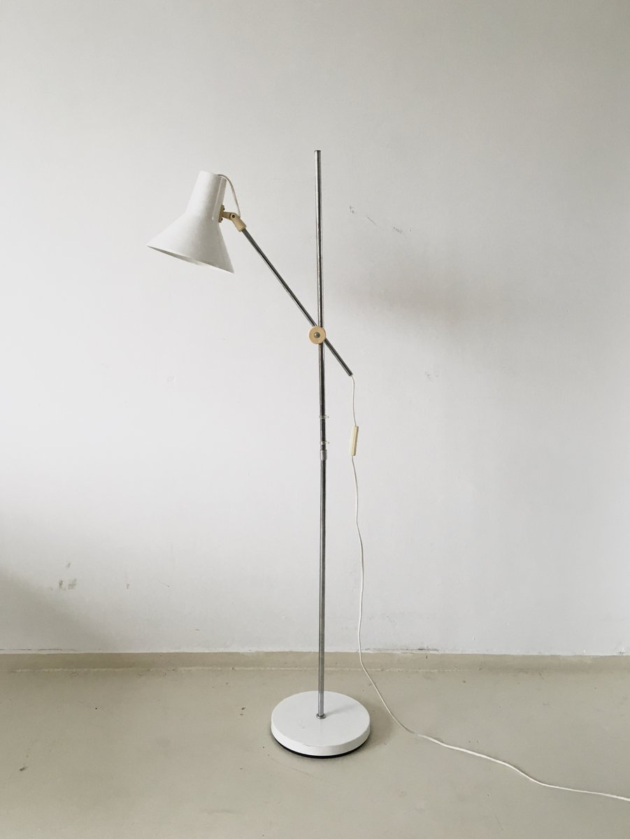vintage industrial floor lamp from ikea for sale at pamono. Black Bedroom Furniture Sets. Home Design Ideas