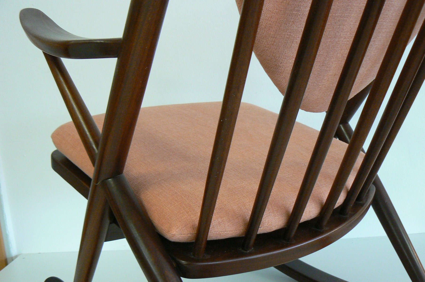 182 Rocking Chair by Frank Reenskaug for Bramin 1958 for sale at