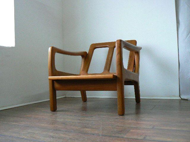 Vintage Danish Teak Lounge Chair From Juul Kristensen For At - Antique Danish Furniture - Best 2000+ Antique Decor Ideas - Best