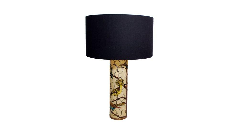 Birds Table Lamp By Piero Fornasetti, 1950