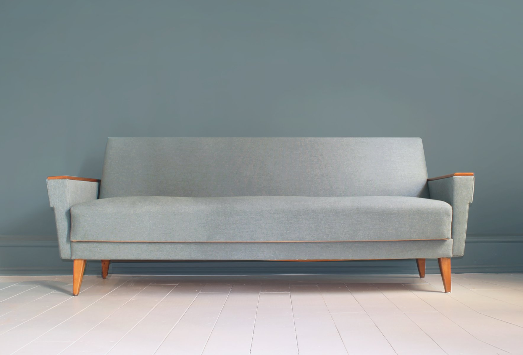 Mid Century Danish Sofa With Sustainable Upholstery For Sale At Pamono