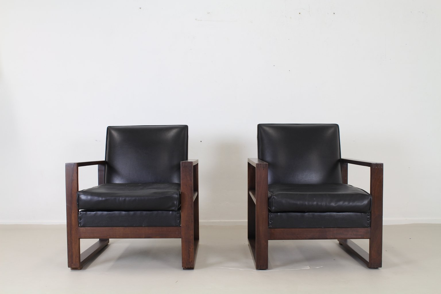 Vintage South African Lounge Chairs, 1965, Set of 2 for sale at Pamono