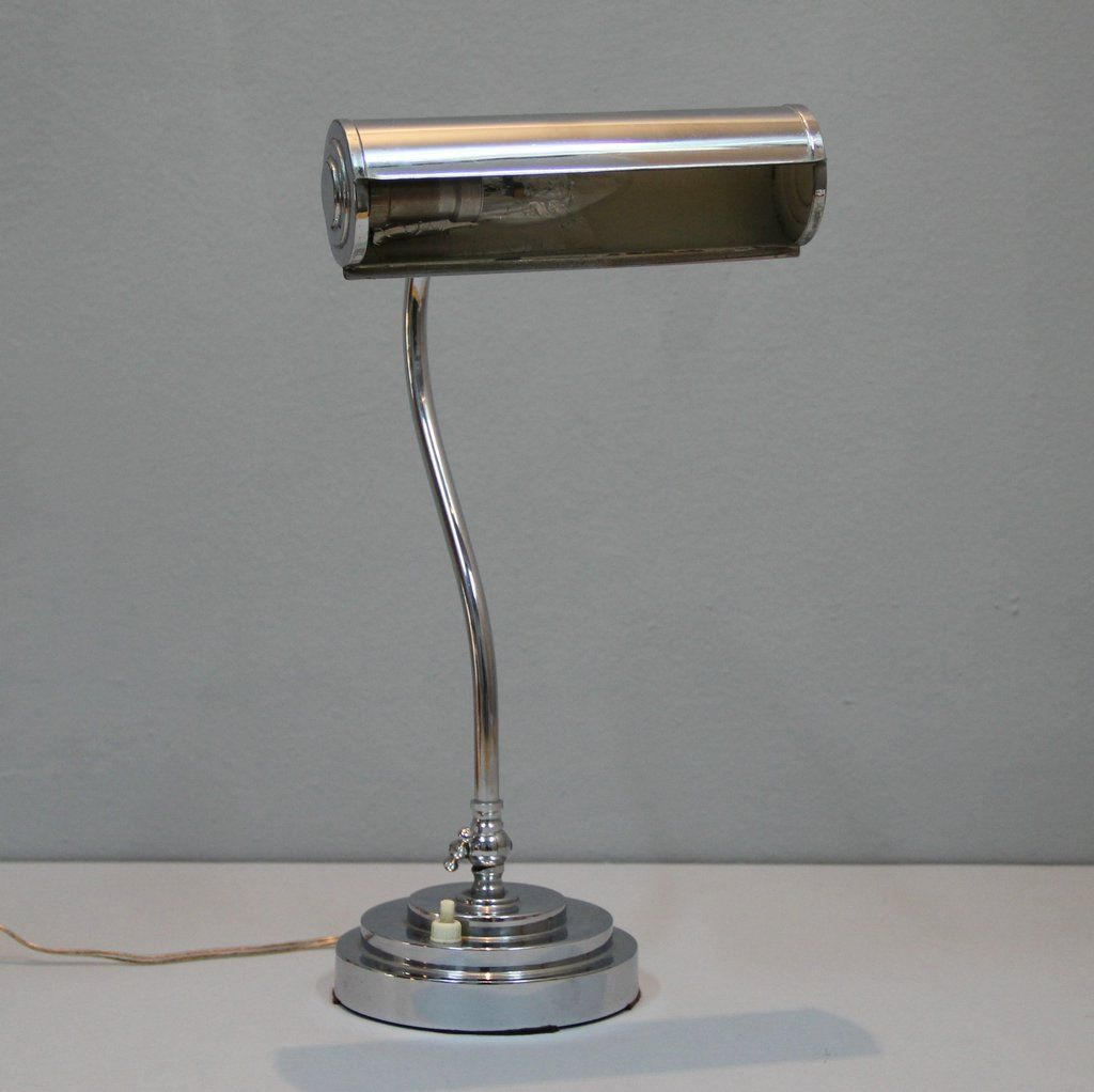 Art Deco Sheet Music Reading Lamp For Sale At Pamono