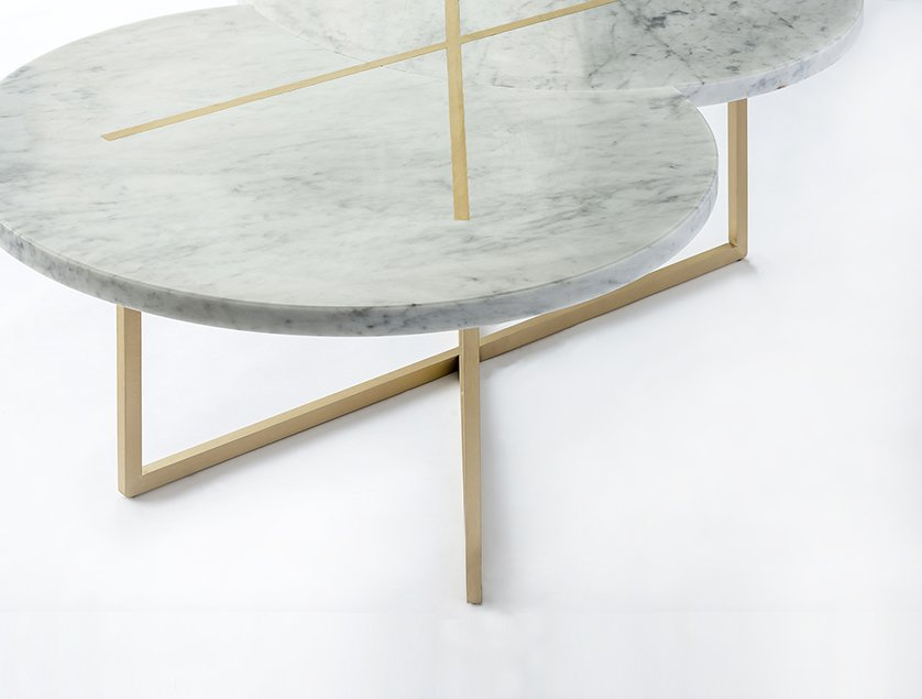 Eclipse x coffee table by hagit pincovici for sale at pamono for X coffee tables