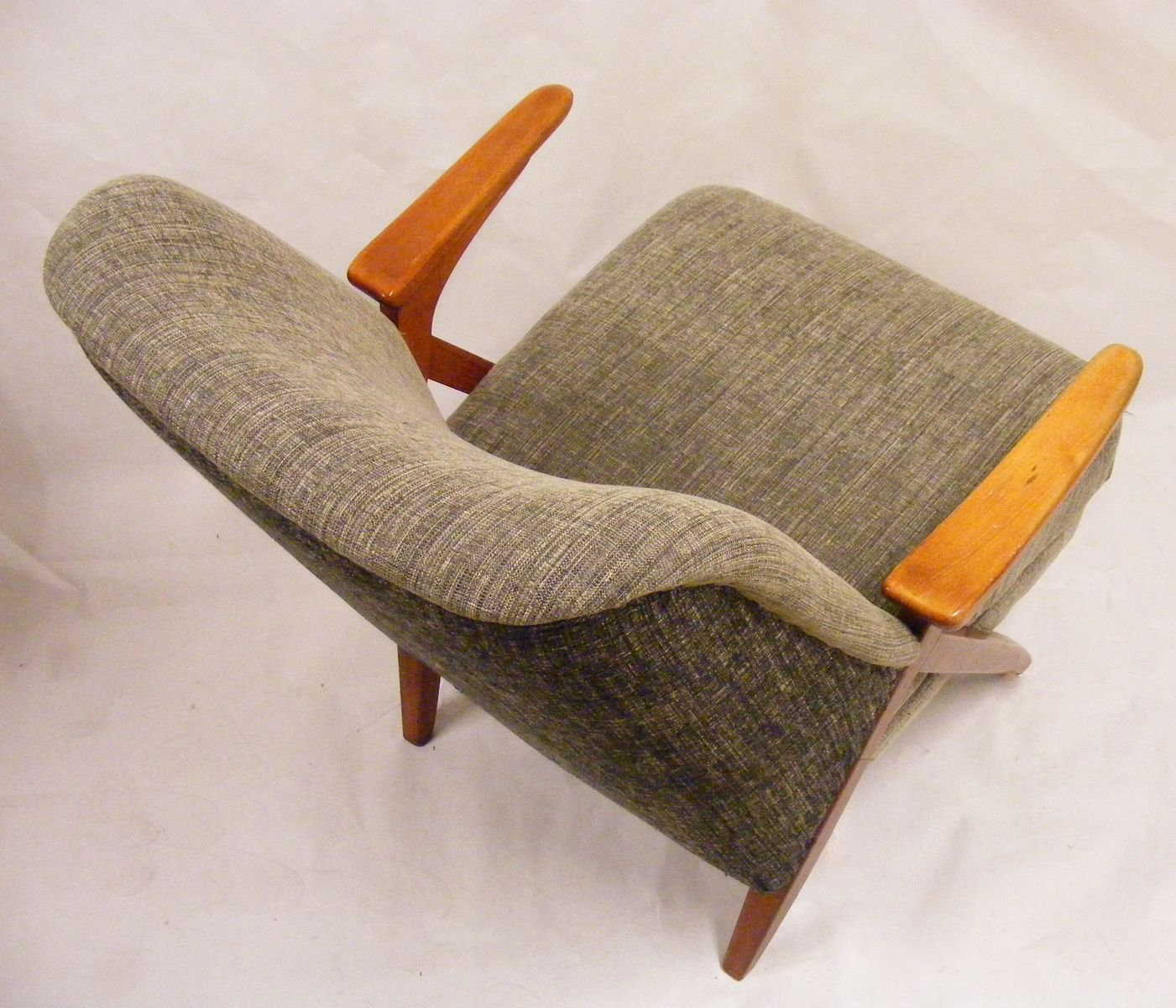vintage teak sessel aus schweden bei pamono kaufen. Black Bedroom Furniture Sets. Home Design Ideas