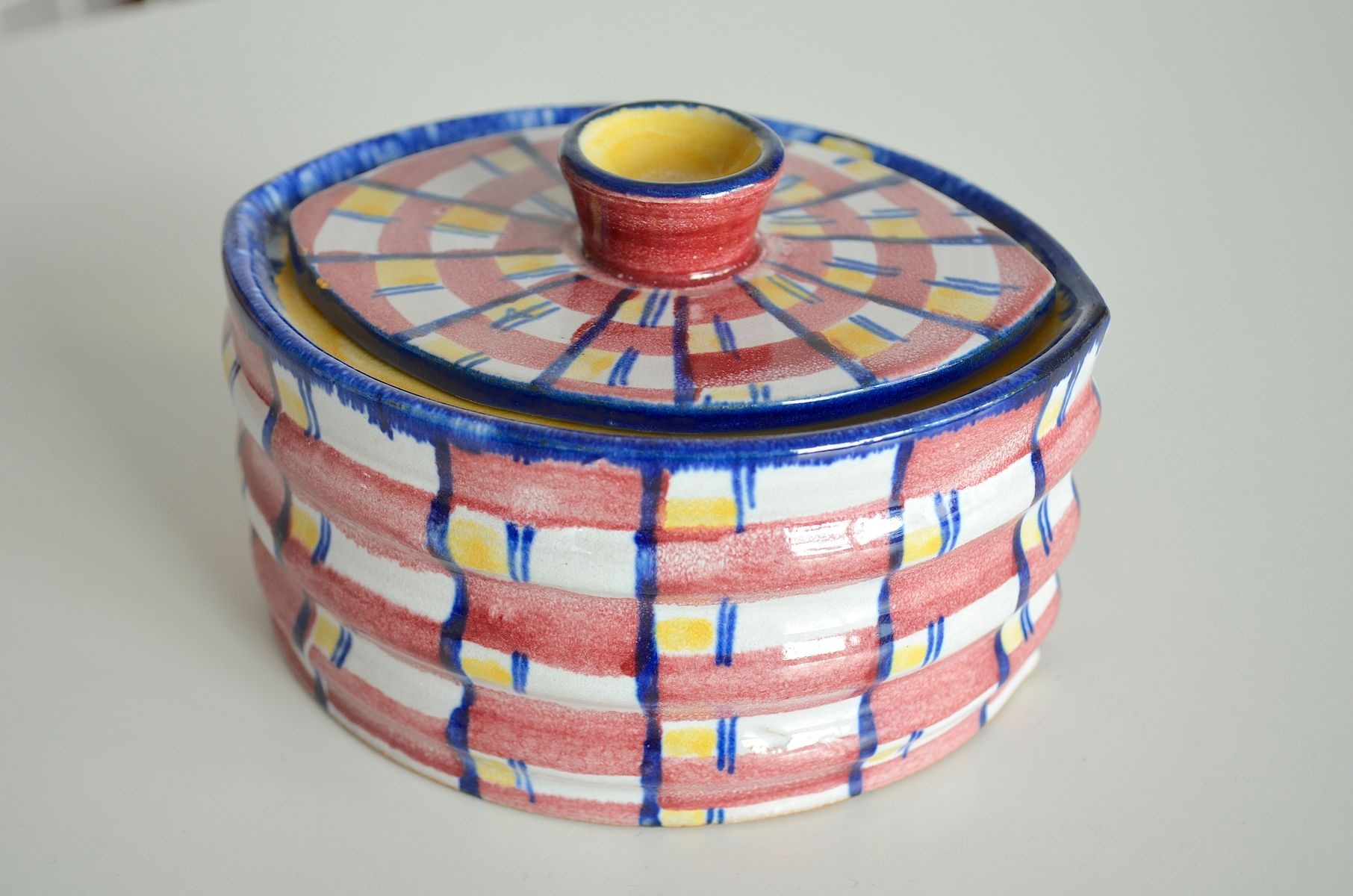 keramik gef von hedwig bollhagen f r manufaktur velten vordamm bei pamono kaufen. Black Bedroom Furniture Sets. Home Design Ideas