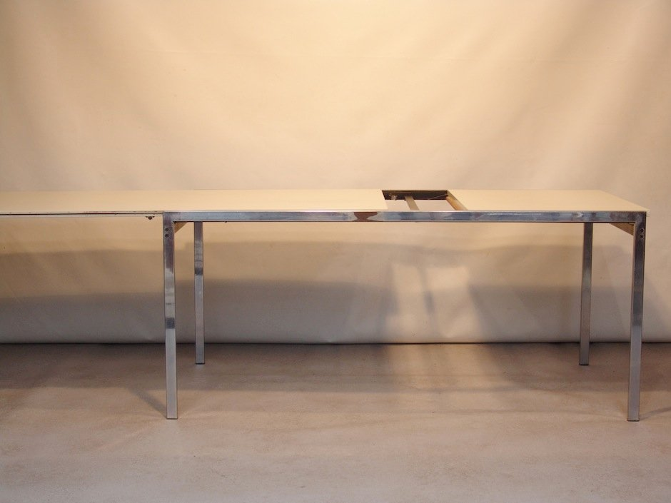weier ovaler esstisch beautiful tisch oval loretta weiss. Black Bedroom Furniture Sets. Home Design Ideas