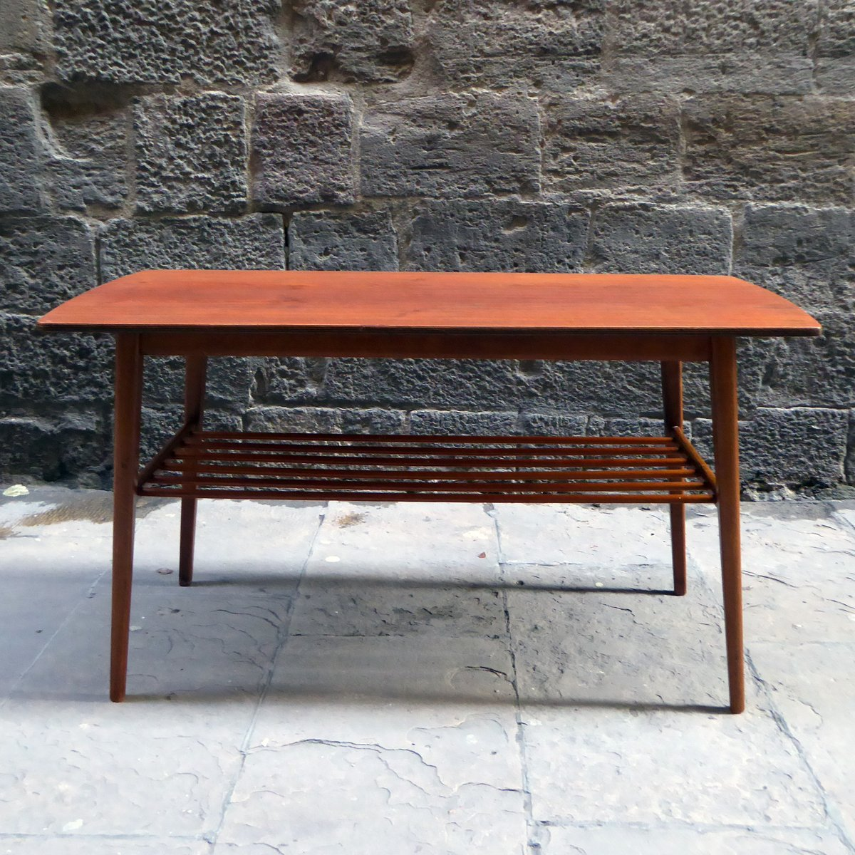 Mid Century Danish Coffee Table For Sale At Pamono